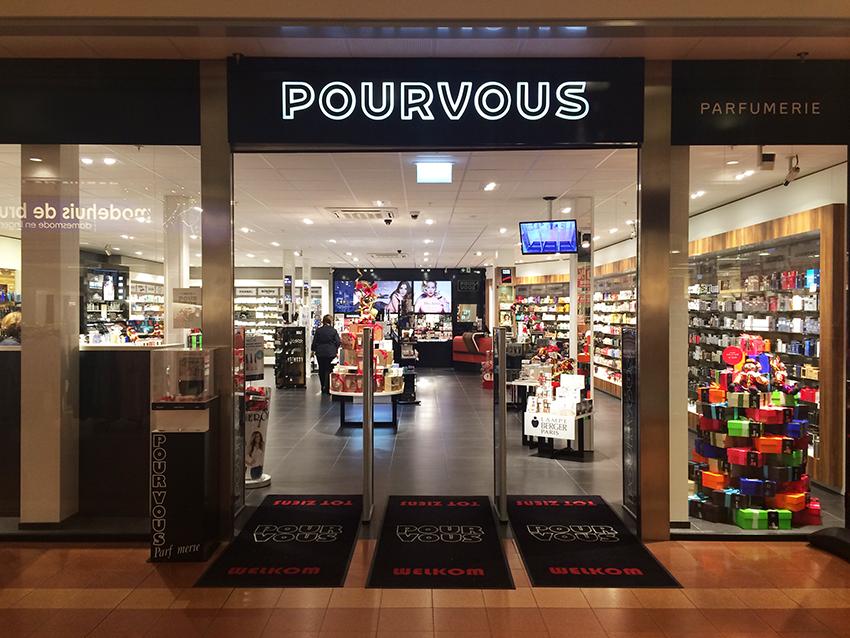 parfumerie pour vous portfolio V
